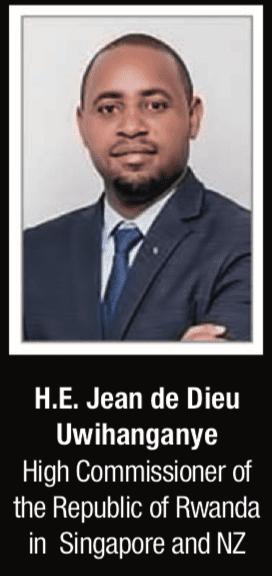 H.E. Jean de Dieu Uwihanganye