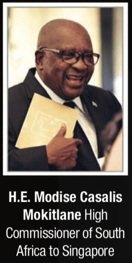 H.E. Modise Casalis Mokitlane