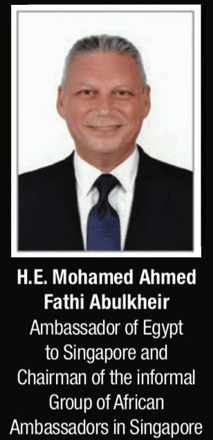 H.E. Mohamed Ahmed Fathi Abulkheir